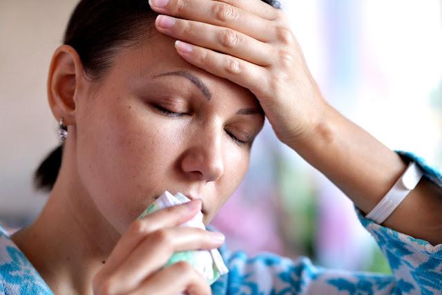 Signes qui indiquent que vos poumons pourraient être en difficulté