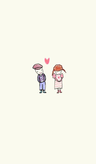 Lovely little kids