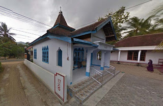 Masjid Dusun Gareng Lor Hadiluwih Ngadirojo Pacitan