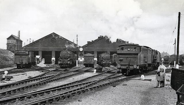 Shed Bash Uk Stockton On Tees 1954 1958