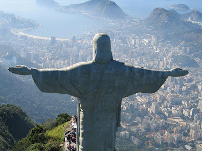 Rio De Janeiro Brazil Visit in The Cable Car to The Top of Sugar Loaf Mountain