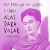 Frases positivas de Frida Kahlo
