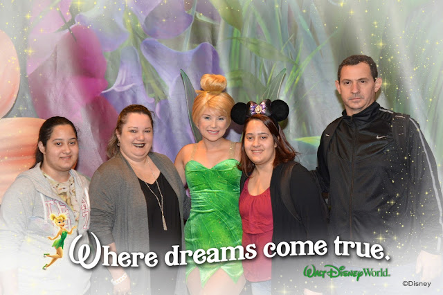 Tinker Bell no Magic Kingdom
