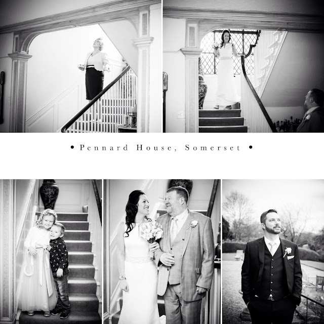 Pennard House Somerset Wedding