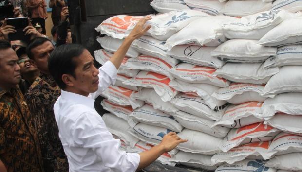Era Jokowi Surganya Barang-Barang Impor