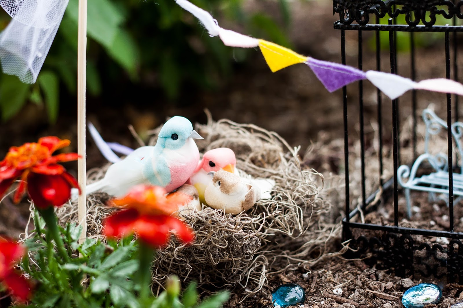 Do It Yourself Garden: Do It Yourself Divas: DIY Fairy Garden