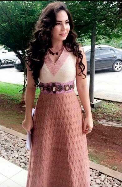Vestido hebreia