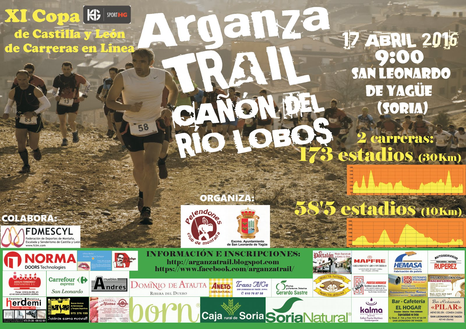 Cartel V Arganza Trail