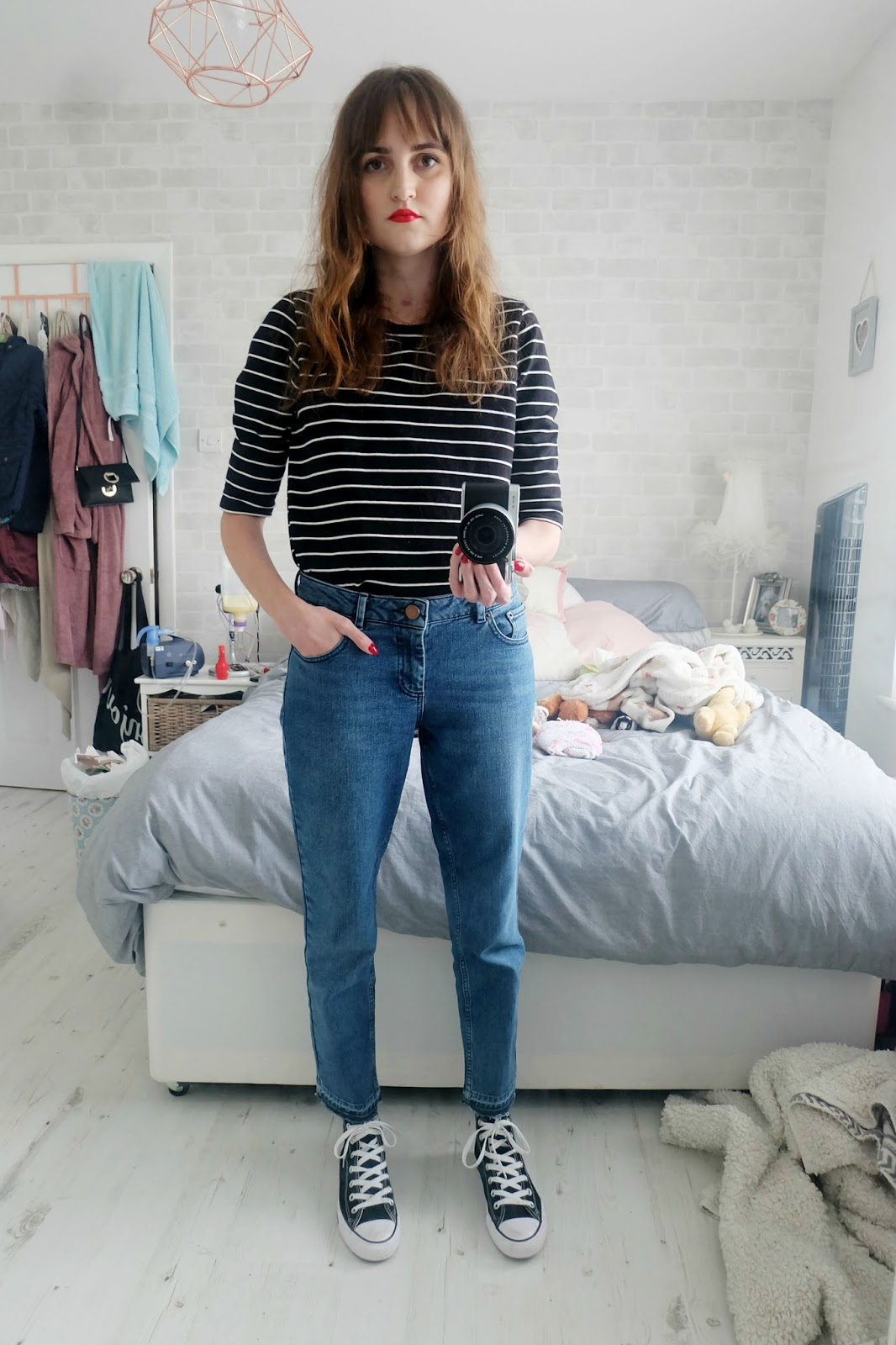 sugarhill boutique kat top, asos kimmi jeans