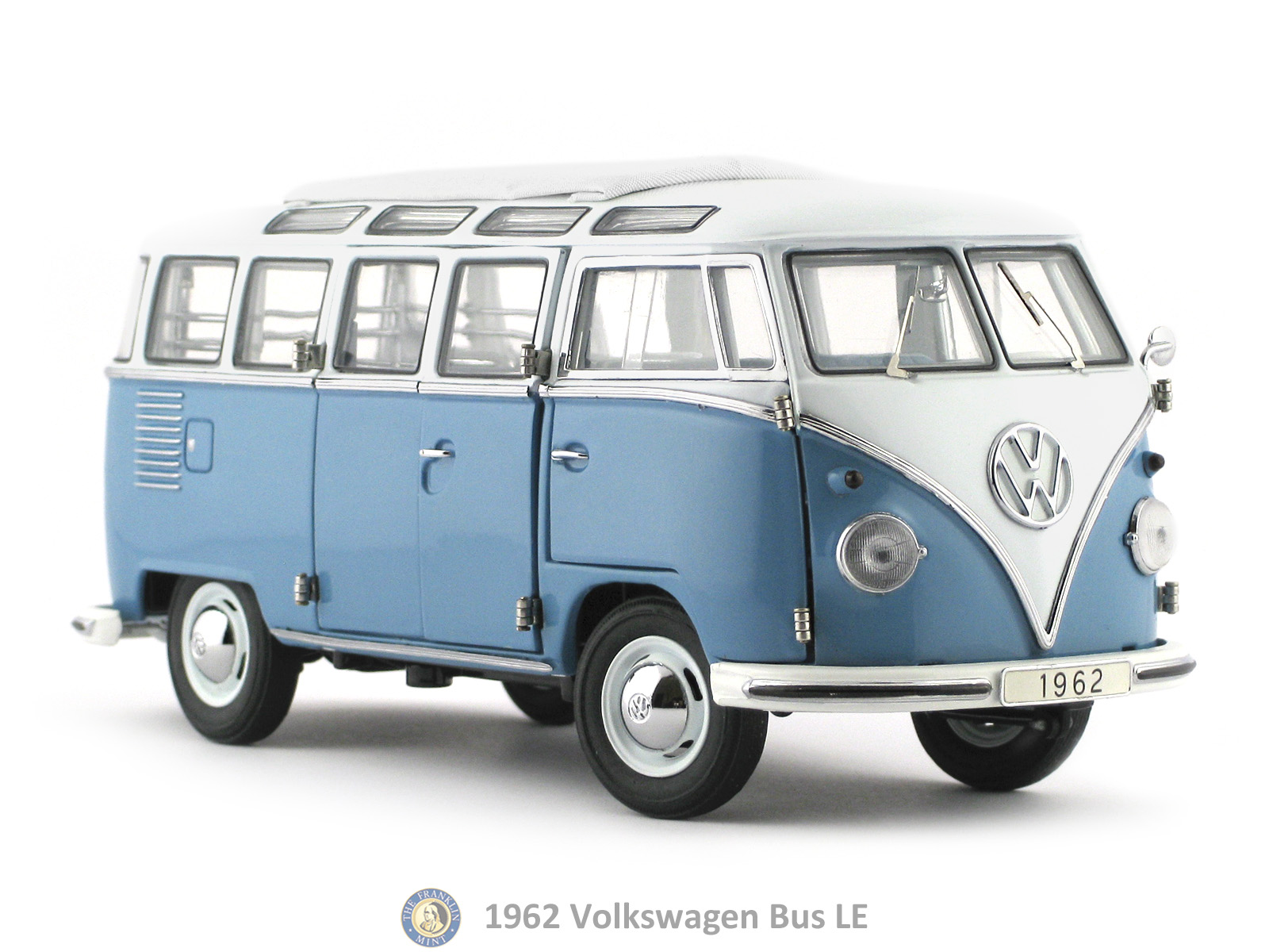 1962 Volkswagen Bus Le Franklin Mint