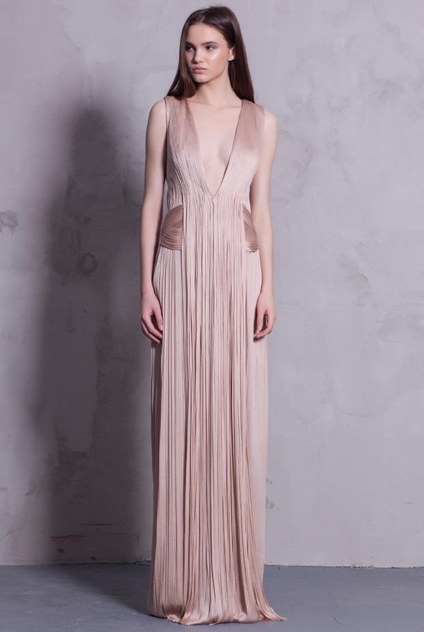 High End Red Carpet Prom Evening Dress | bridal dress ideas