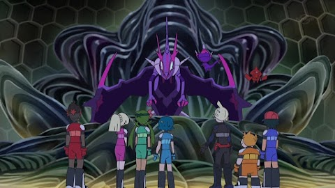Capitulo 46 Temporada 21 ¡El prisma entre la luz y oscuridad!