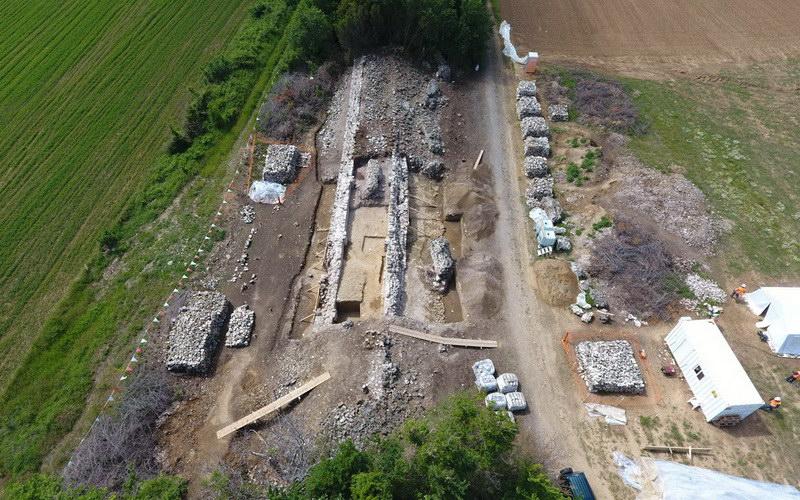 5.000 χρόνια ιστορίας φέρνουν στο φως οι ανασκαφές για τον ΤΑΡ στη Θράκη