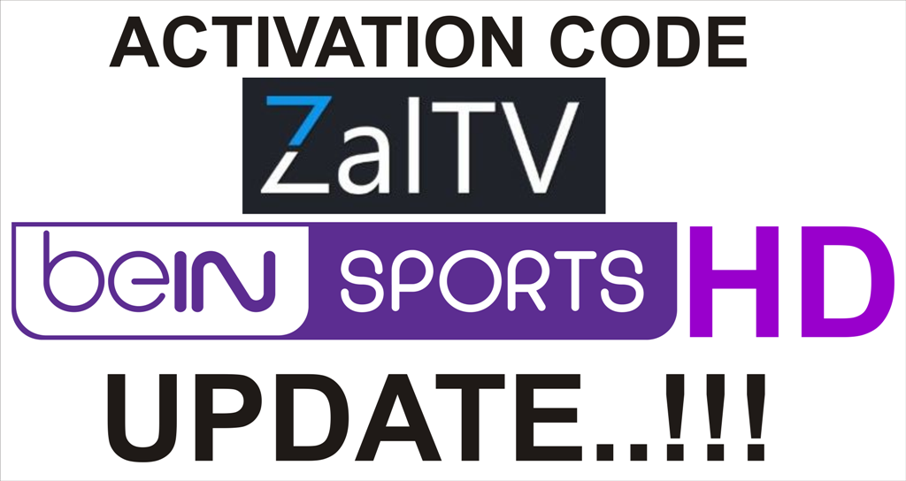 Activation Code ZalTV BEINSPORT HD Lengkap UPDATE - TonoMons
