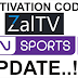 Activation Code ZalTV BEINSPORT HD Lengkap UPDATE
