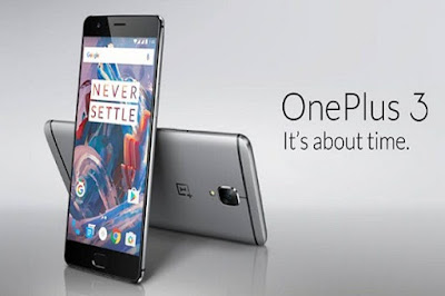 Meet OnePlus 3, First Smartphone with 6GB Device RAM