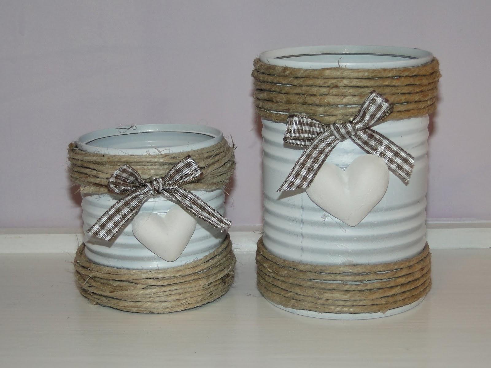 Famoso Ricicliamo i barattoli di latta per la Pasqua. 15 Idee strepitose!!! GE91