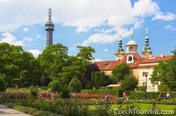 Parque Petřín (Praga, República Checa)