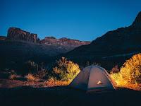 Cara Membuat Tenda Camping Cuma 5 Menit !