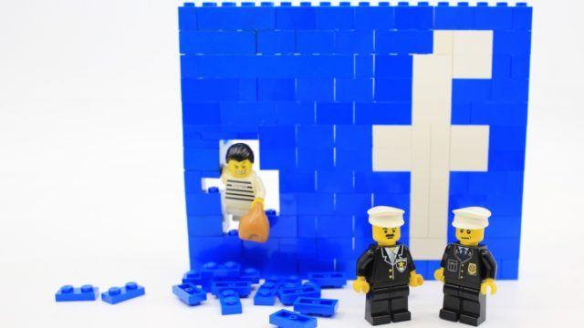 Mensagens pessoais no Facebook de 81.000 usuários à venda