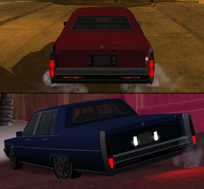 gta sa mod ivf imvehft improved vehicle features emperor
