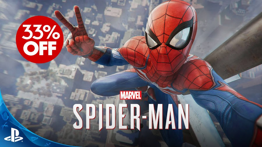 spider-man ps4 price drop sony playstation store amazon