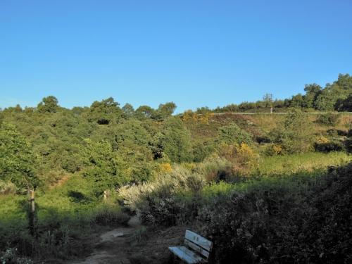 Foncebadon, Camino, Jola Stępień