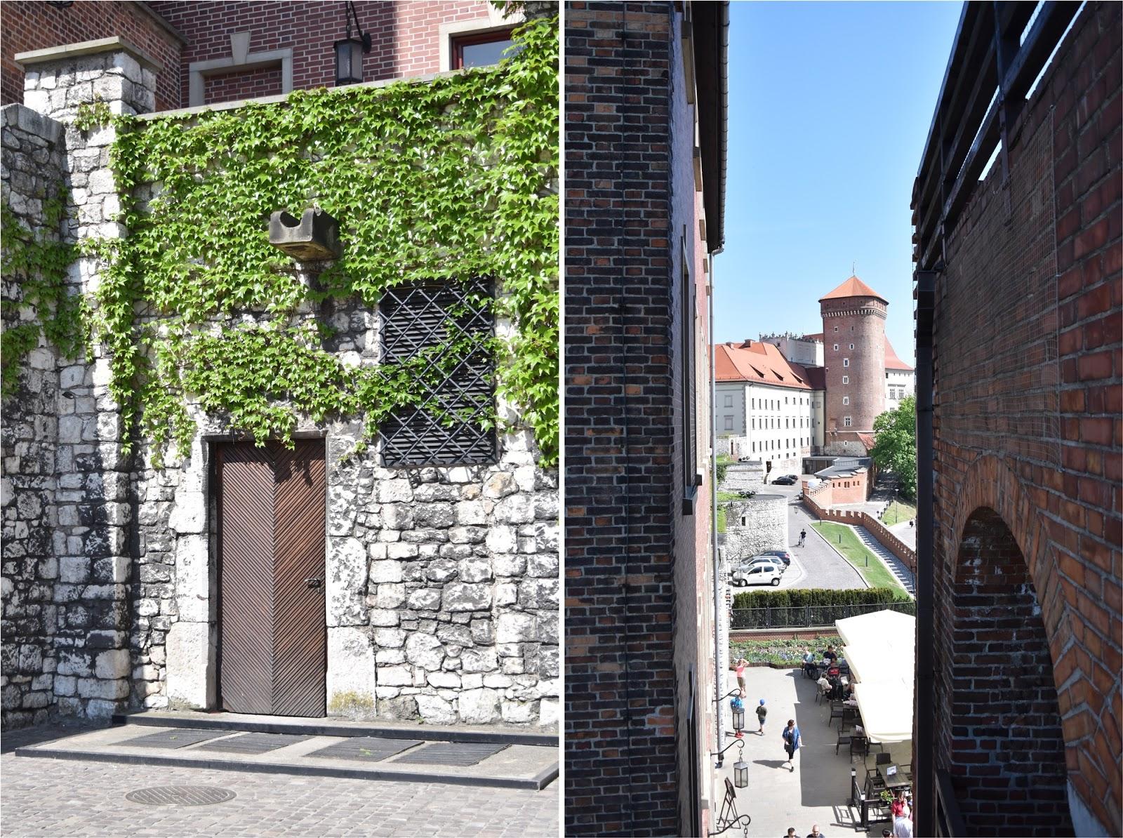 Widok na Kraków, Wawel, Wieża Sandomierska, Kraków w jeden dzień, jednodniowa wycieczka Kraków