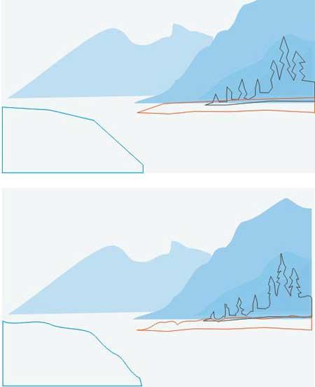 Cara Menggambar Pemandangan Menggunakan Corel Draw