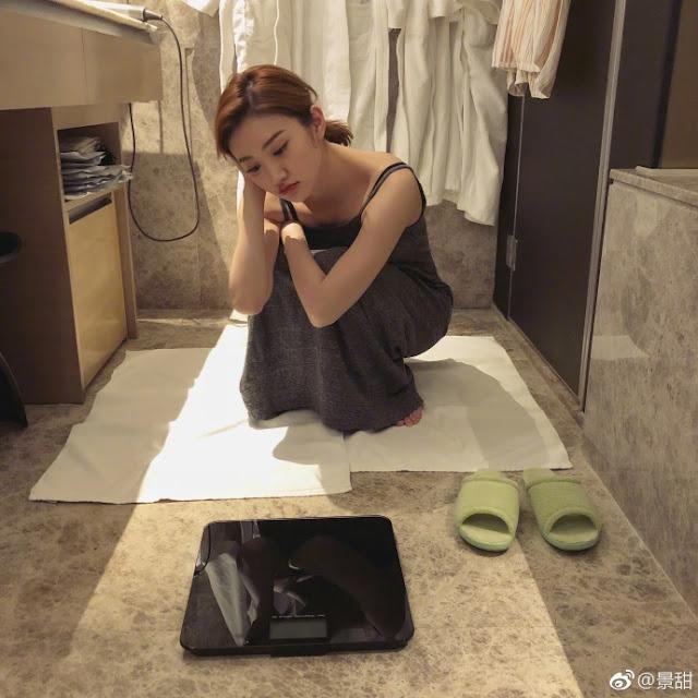 Jing Tian Zhang Jike cute