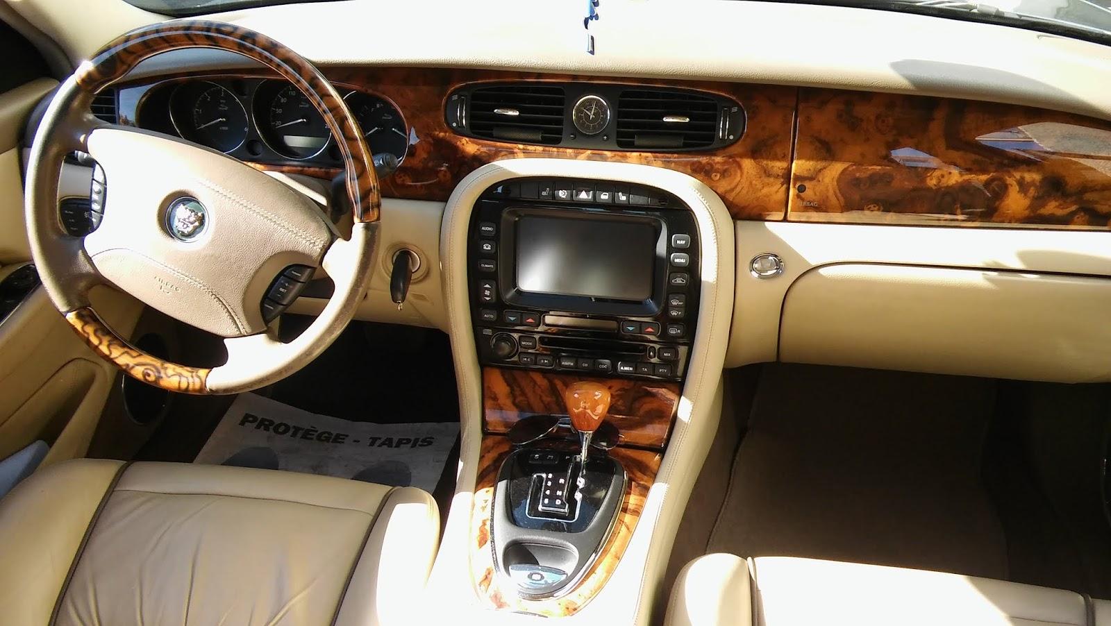 jaguar xj 2 7 v6 bi turbo soverign bva voiture occasion domont. Black Bedroom Furniture Sets. Home Design Ideas
