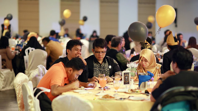 Sambutan Majlis Ulang Tahun Ke-2 Projek Travel Meriah