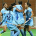 Women's Hockey Team Makes 'CHAKDE' India
