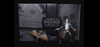 San Diego Comic-Con 2018 Exclusive Star Wars The Black Series The Empire Strikes Back Han Solo & Mynock Action Figure Box Set by Hasbro