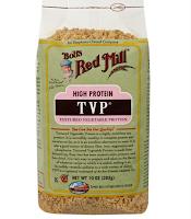 Texture vegetable protein (TVP)