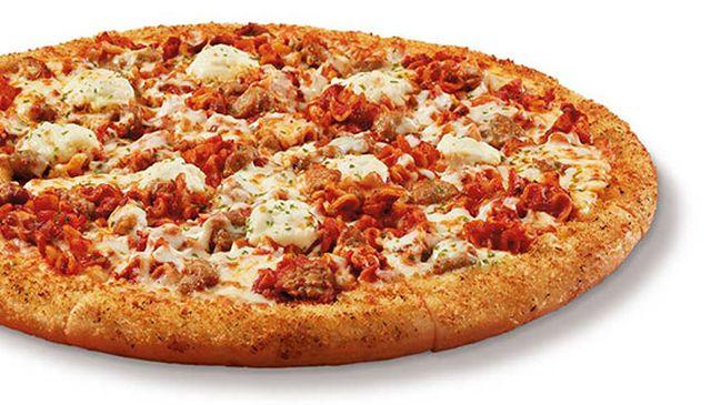 Image result for lasagna pizza little caesars