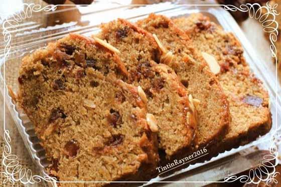 Resep Membuat Cake Pisang Kurma Yang Sangat Sangat Enak dan Lembut Bangeeet