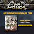 For Honor in regalo fino al 18 giugno!