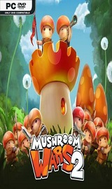 Mushroom Wars 2 Episode 3 Red and Furious-CODEX