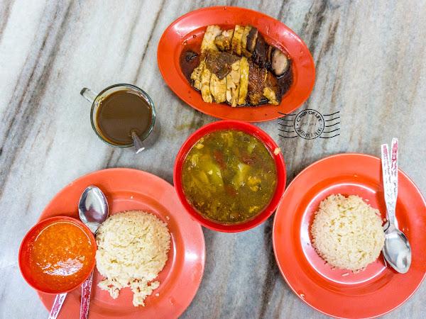 Top 5 Chicken Rice in Bayan Lepas