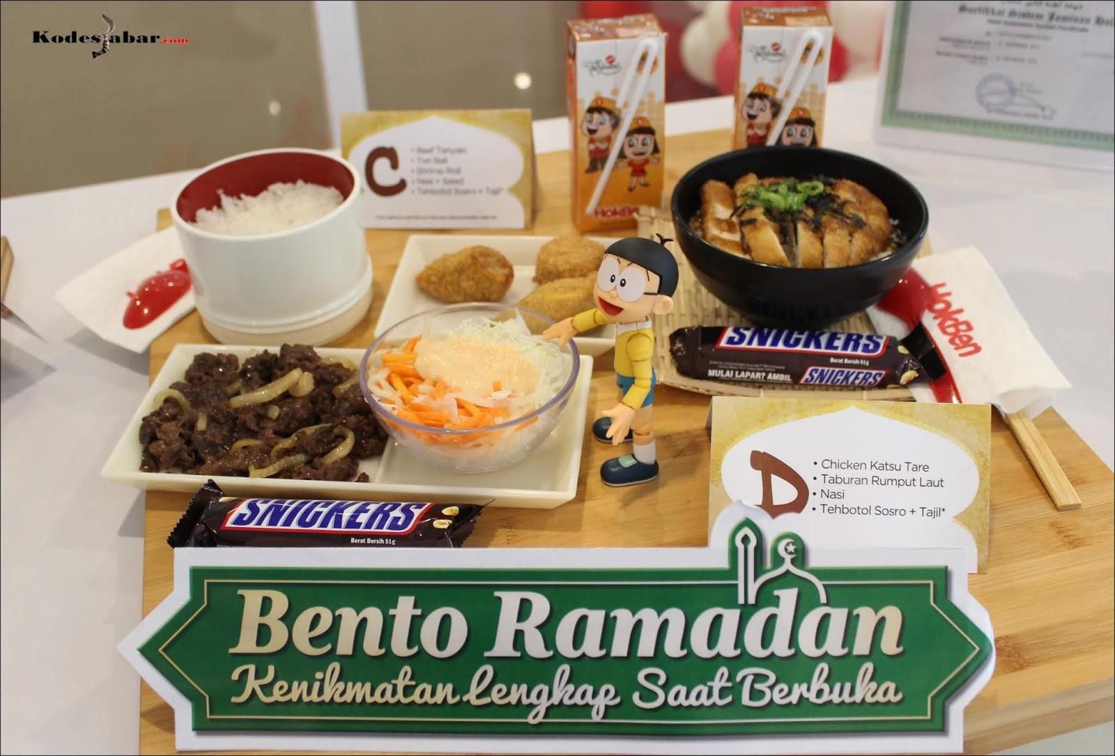Paket Bento Ramadan C&D