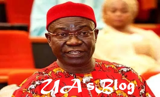 BREAKING: FG files charges against Senators Ekweremadu, Akpan