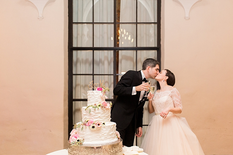 Timeless Elegant Wedding at the Athenaeum in Pasadena