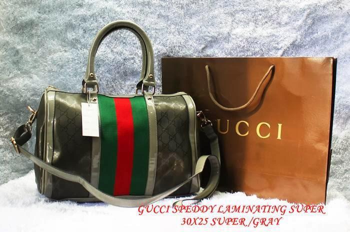 Tas Gucci Speedy Laminating  e51526d4e4