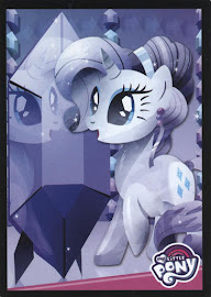 My Little Pony Crystal Clear Rarity Series 4 Trading Card