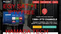طريقة الحصول على سيرفر IPTV مجانى عملاق لكل باقات العالم