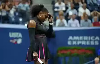 Serena Williams loses number one ranking