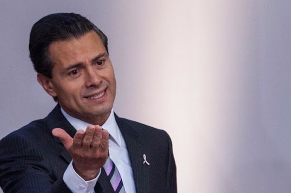 No prometí evitar gasolinazos ni encarcelar ex gobernadores : Peña Nieto