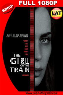 La Chica del Tren (2016) Latino HD BDRIP 1080P - 2016