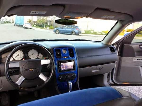 Chrysler Touring Custom Interior Cabin